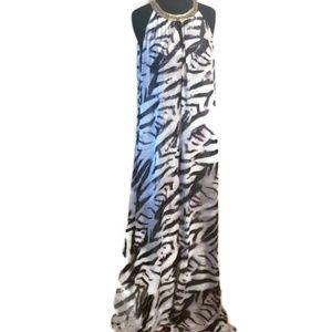 Floor length Vince Camuto dress